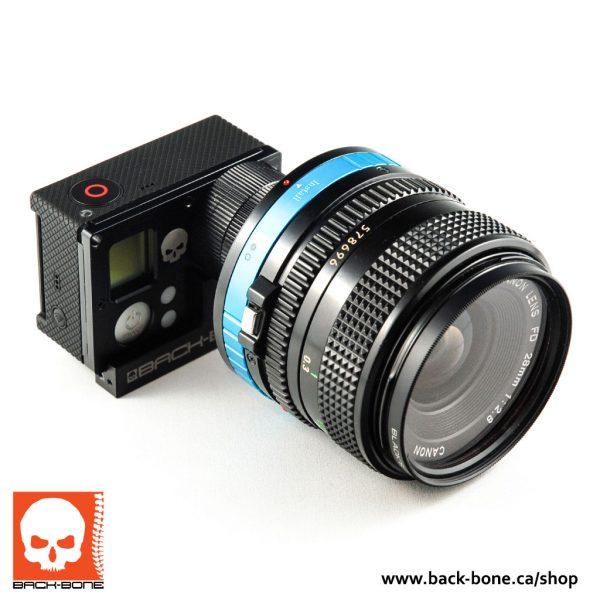 Canon FD to C-Mount Adapter