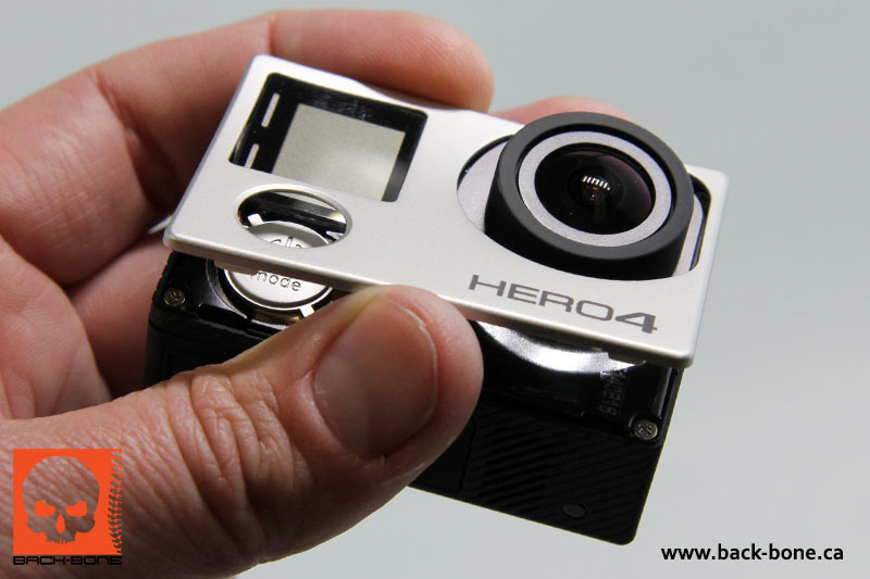 Gopro Lens Replacement Instructions