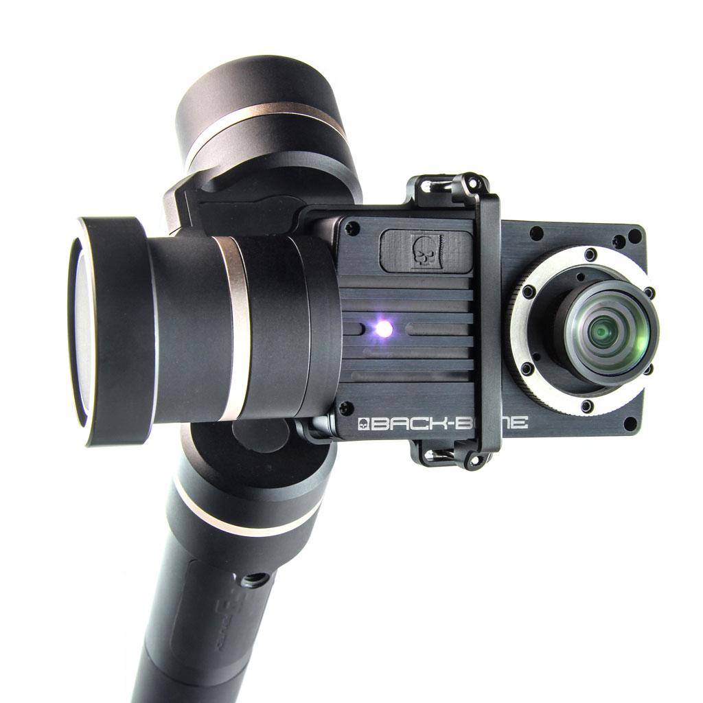 Ribcage Modified YI 4K Camera