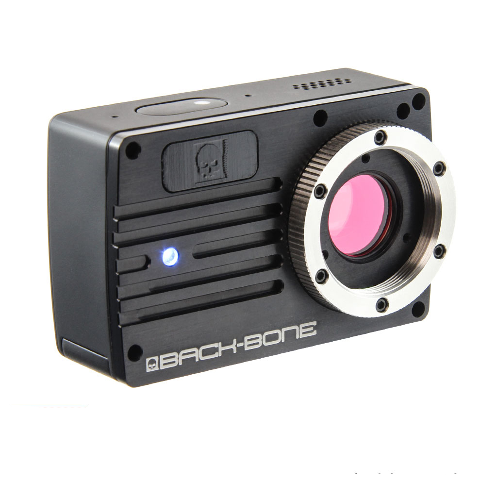 Ribcage Modified Yi 4k Camera Back Bone