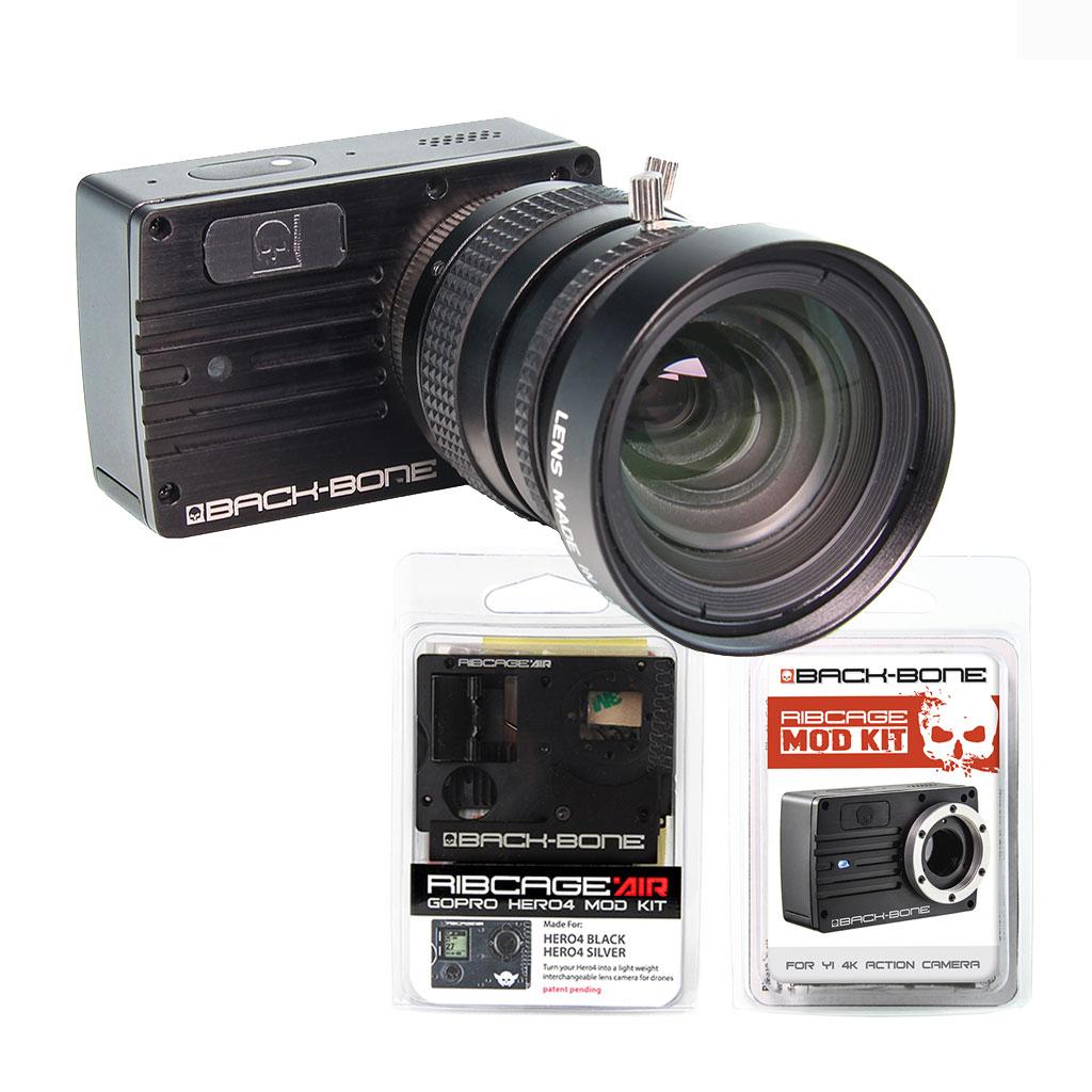 Ribcage Kits & Cameras