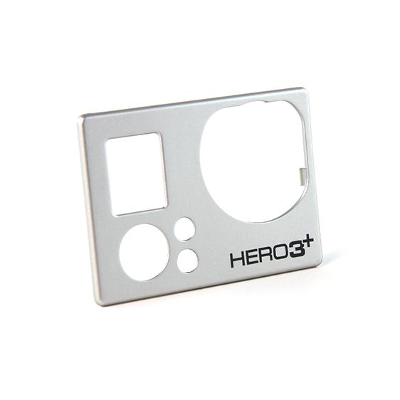 HERO3+ BLACK FACE PLATE