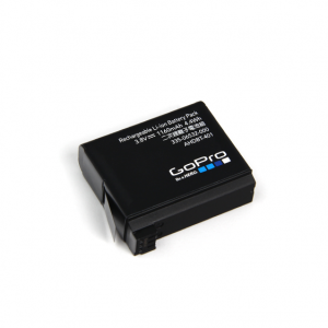 GoPro Hero4 battery