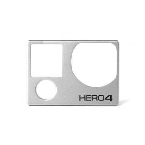 Hero4 face plate