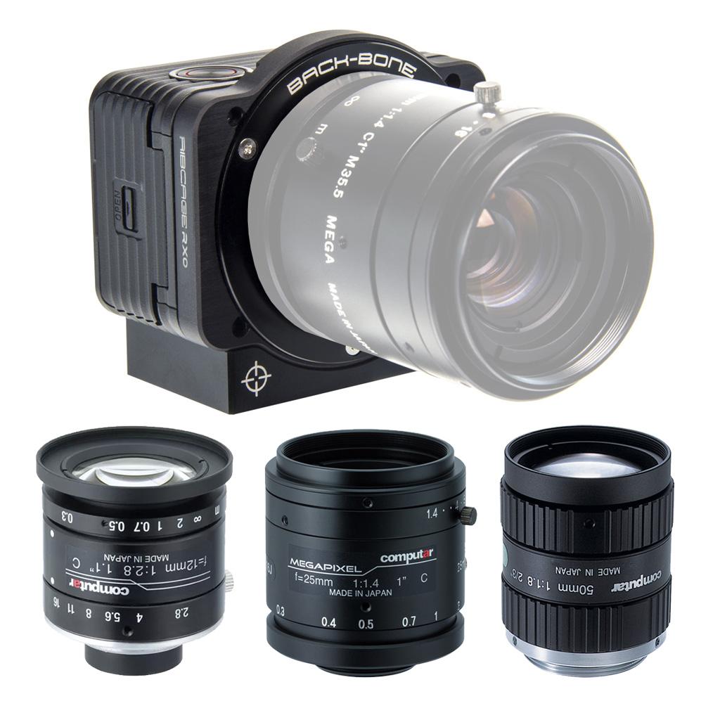 Ribcage RX0 Lenses
