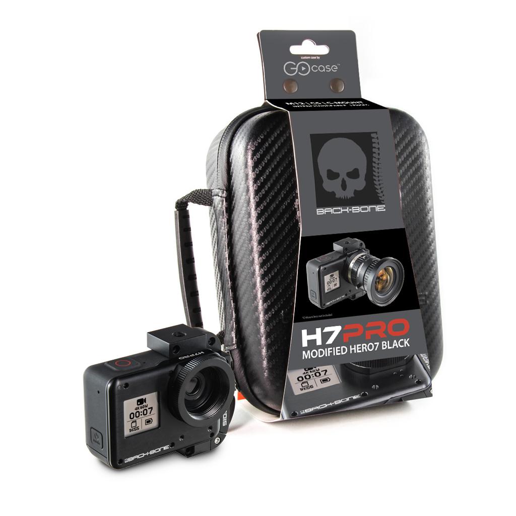 H7PRO - MODIFIED HERO7 BLACK