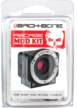 GoPro & Sony RX0 Camera Modifications | BACK-BONE